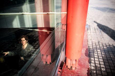 01 - Escalator, Barcelona (2014)