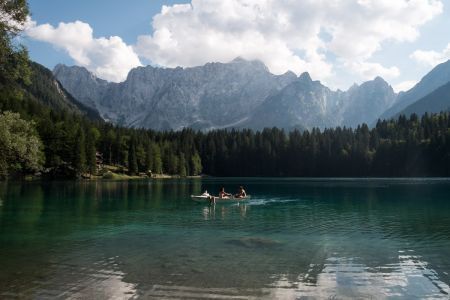 14 - Laghi di Fusine (Italy)