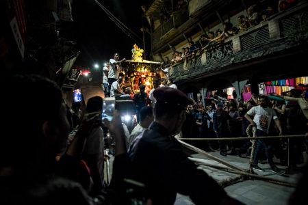 49 - Kumari parade, Kathmandu (2018)