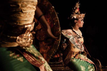06 - Legong Dance, Bali