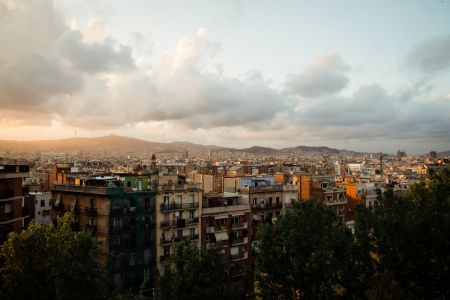 09 - Cityscape, Barcelona (2013)