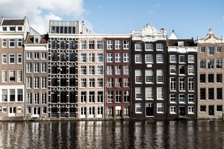 10 - Buildings, Amsterdam (2016)